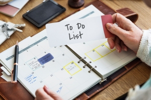 64545985 - to do list planner concept