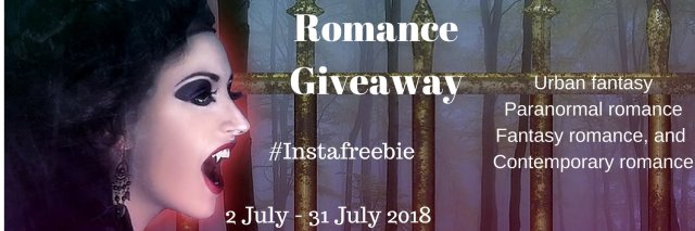 insfree paranormal romance mystery