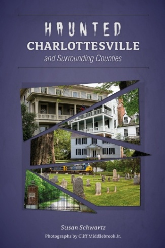 Haunted Charlottesville Book Cover