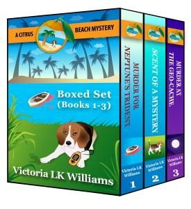 3d Citrus Beach Boxset
